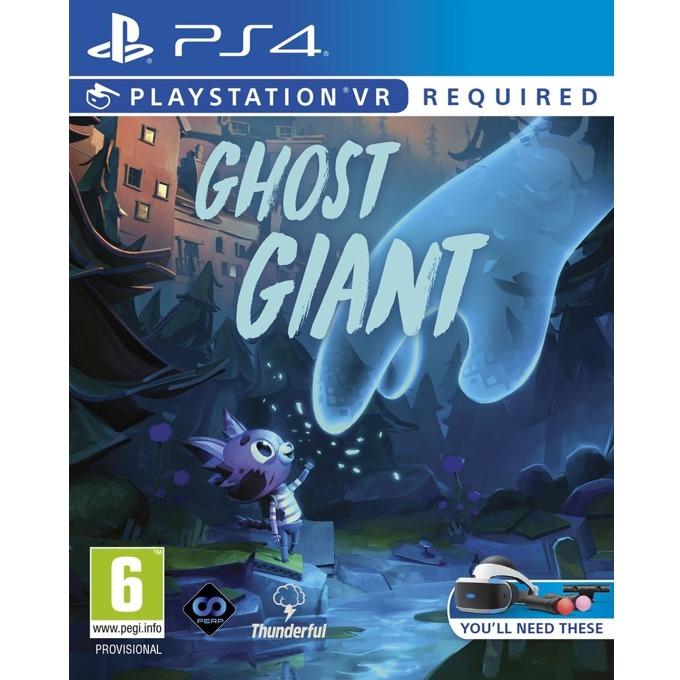 Игра за конзола Ghost Giant, за PS4 VR image