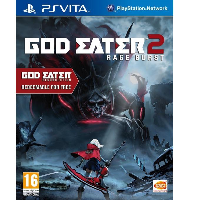 God Eater 2: Rage Burst + God Eater Resurrection, за PSVita image
