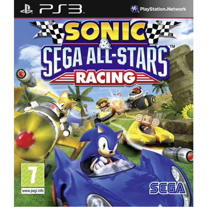 Sonic & SEGA All-Stars Racing, за PlayStation 3 image