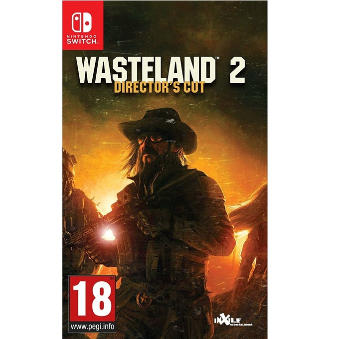 Игра за конзола Wasteland 2: Director's Cut Edition, за Nintendo Switch image