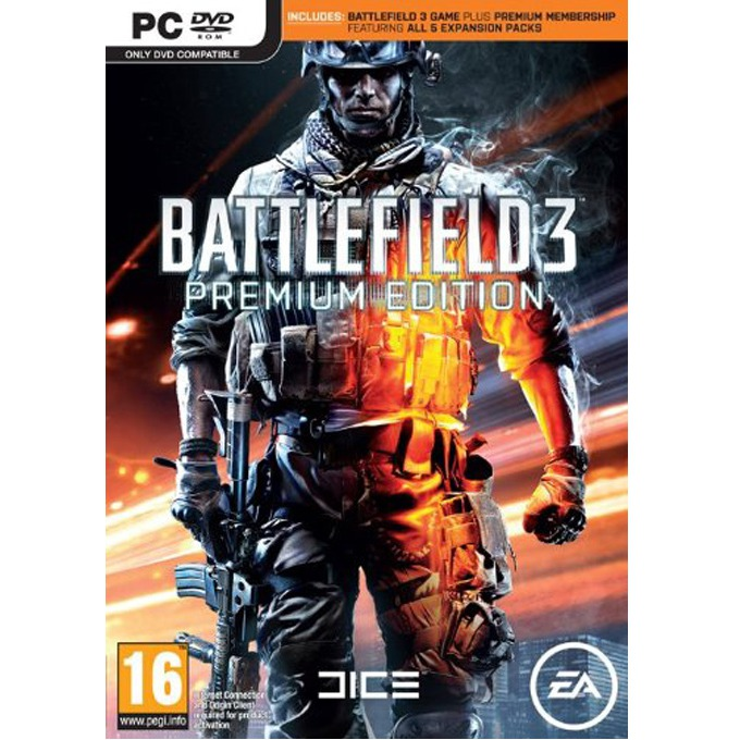 Игра Battlefield 3 Premium Edition, за PC image