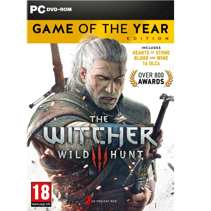 The Witcher 3: Wild Hunt Game Of The Year Edition, за PC image