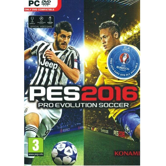 UEFA Euro 2016 Pro Evolution Soccer, за PC image