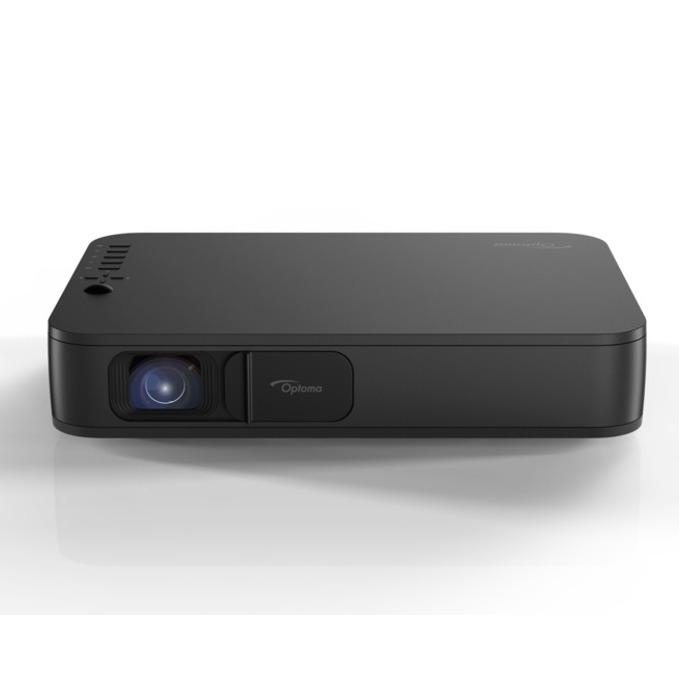 Проектор Optoma LH160, DLP, Full HD (1920x1080), 160 000:1, 1500 lm, HDMI, USB image