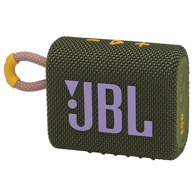 JBL Go 3 Green JBLGO3GRN product