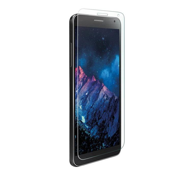 Протектор от закалено стъкло /Tempered Glass/, 4Smarts за HTC One X9, в комплект с 4smarts TPU кейс image