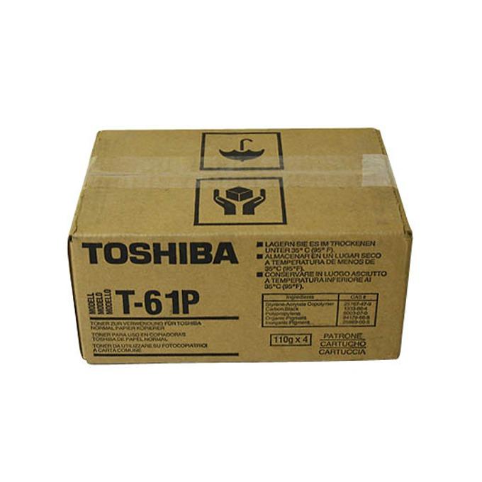 TОНЕР ЗА КОПИРНА МАШИНА TOSHIBA BD 3110 - P№ T-61P image