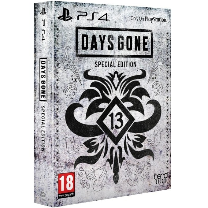 Игра за конзола Days Gone - Special Edition, за PS4 image