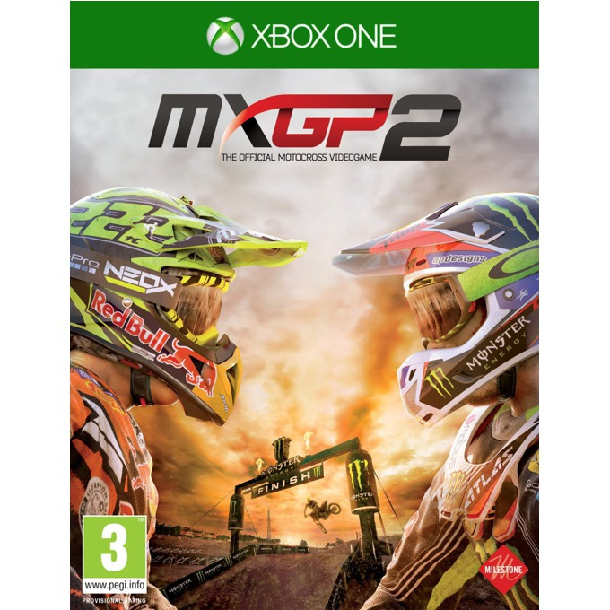 MXGP 2: The Official Motocross Videogame, Xbox One image