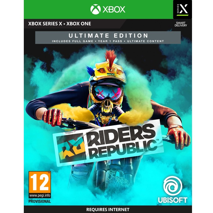 Игра за конзола Rider's Republic Ultimate Edition, за Xbox One image