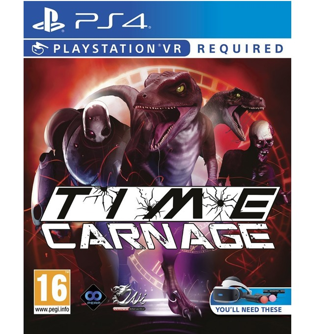 Time Carnage VR, за PS4 image
