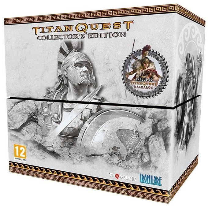 Игра Titan Quest Collectors Edition, за PC image