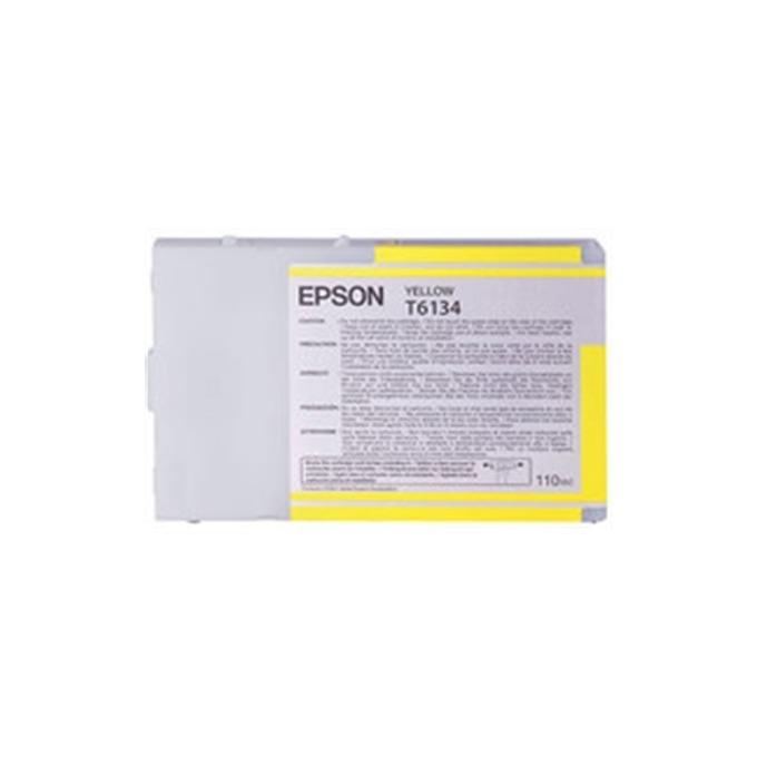 Глава за Epson Stylus Pro 4450/4400 - Yellow - P№ C13T614400 - Заб.: 220 ml. image