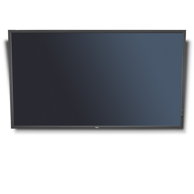 "Публичен дисплей NEC X474HB, 47""(119.38 cm), UHD S-IPS LED, VGA, HDMI, DVI-D, DisplayPort, RS232, LAN image"