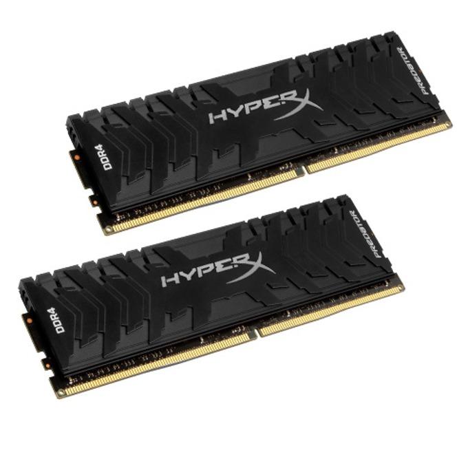 Памет 32(2x16)GB DDR4 3000 MHz, Kingston HyperX HX430C15PB3K2/32, 1.35V image