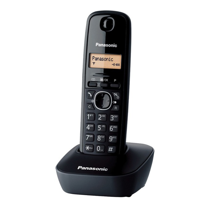 Безжичен телефон Panasonic KX-TG1611 1015048