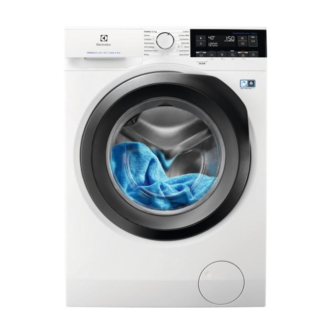 Пералня със сушилня Electrolux EW7W369S, клас A, 9 кг. капацитет пералня/6 кг. капацитет сушилня, 1600 оборота в минута, 15 програми, 60 cm. ширина, бяла image
