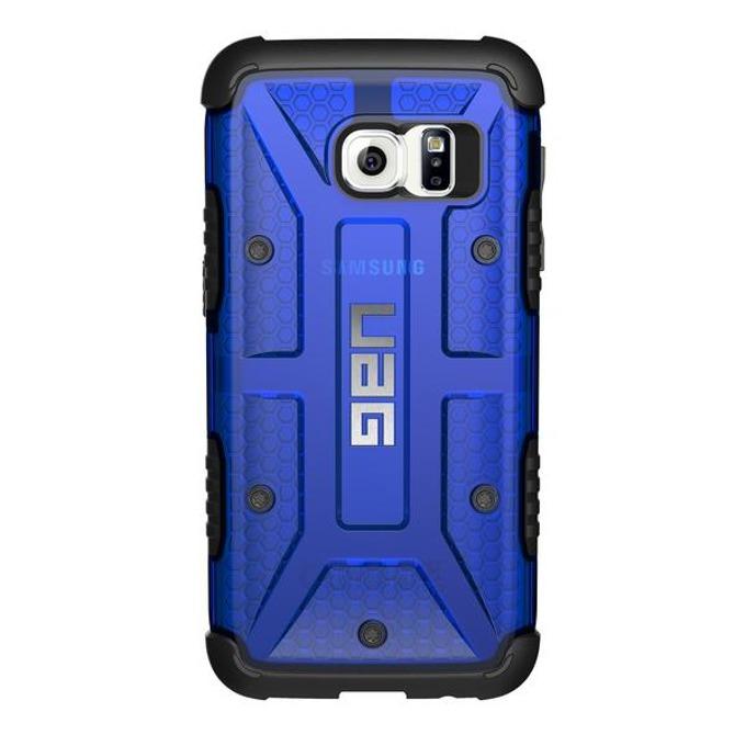 Хибриден кейс Urban Armor Gear Scout, Galaxy S7, удароустойчив, син image