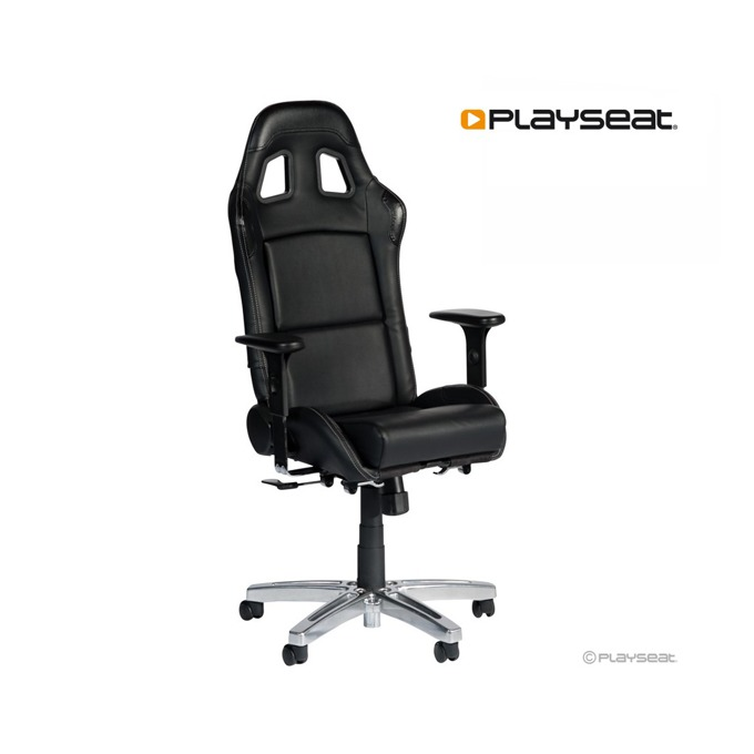 Геймърски стол Playseat Office Seat Black, черен image