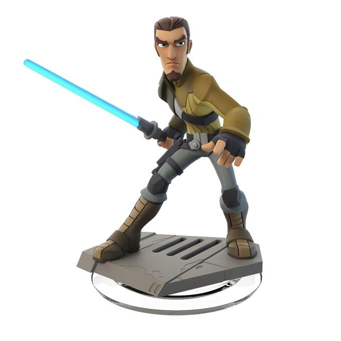 Disney Infinity 3.0: Star Wars Kanan Jarrus, за PS3/PS4, Wii U, XBOX 360/XBOX ONE, PC image