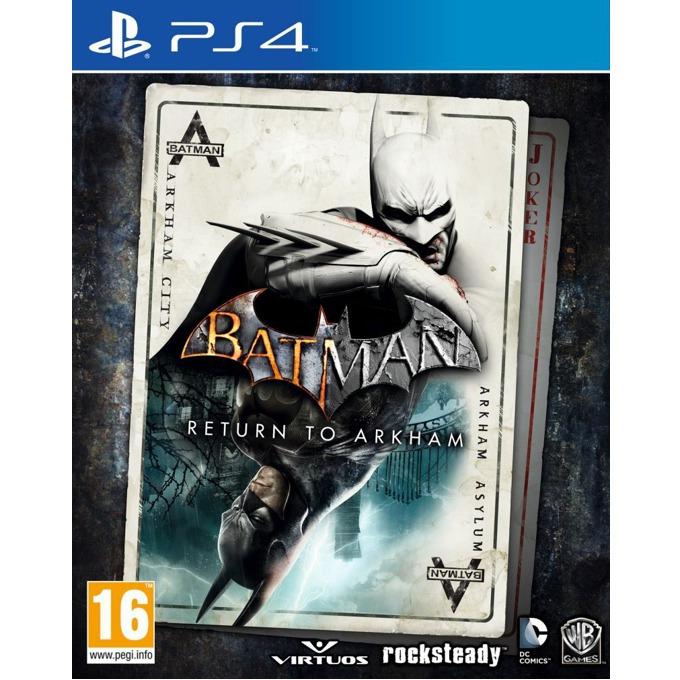 Batman: Return to Arkham product