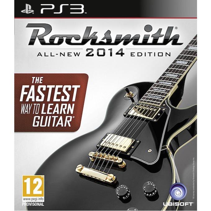 Rocksmith 2014 Edition, за PlayStation 3 image
