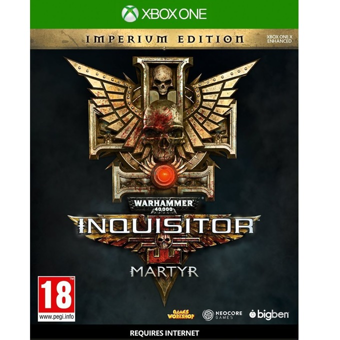 Игра за конзола Warhammer 40,000 Inquisitor Martyr Imperium Edition, за Xbox One  image