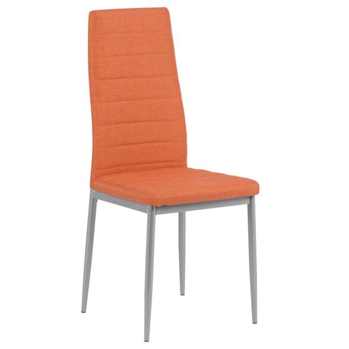 Трапезен стол Carmen 515 - orange