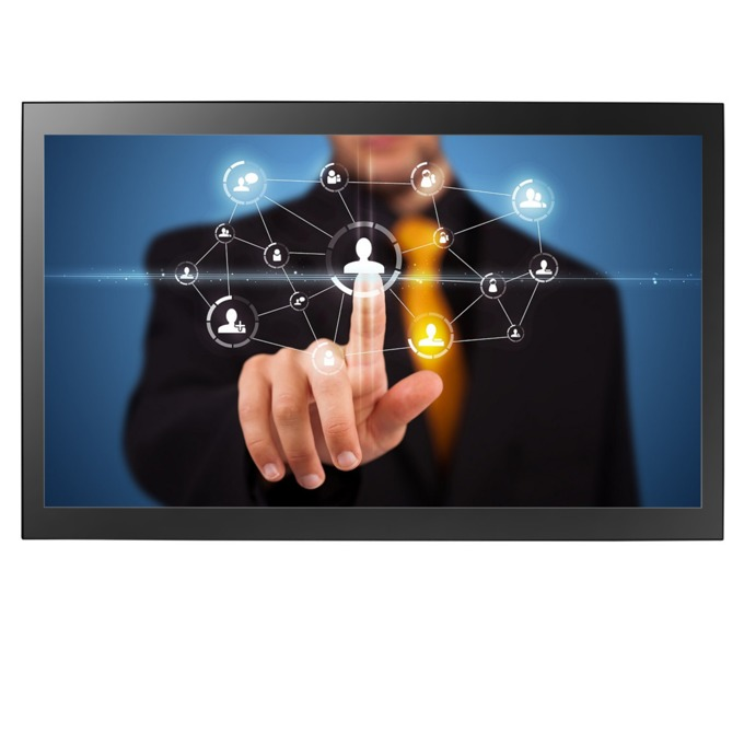 "Интерактивен дисплей AG NEOVO TX-32P, 31.5""(80.01 cm), Full HD TN LED, VGA, HDMI, DVI-D, RS232 image"