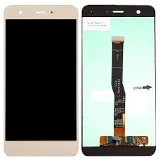 Дисплей за Huawei NOVA, LCD, с тъч, златист image
