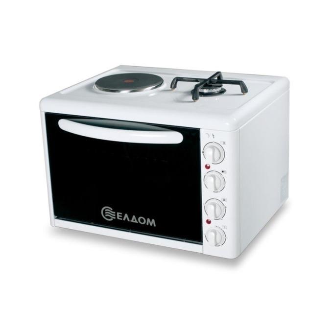Готварска печка мини Елдом 213VFE, обем 38 L, 3400W, енергиен клас А image
