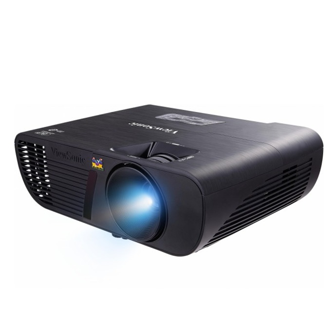 Проектор Viewsonic PJD5253, DLP, 3G, XGA (1024x768), 15 000:1, 3200 lm ANSI, 2x D-Sub, USB mini, вградена колонка 2W image