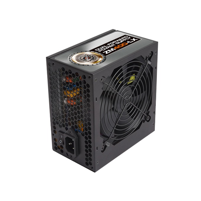 Захранване Zalman ZM400-LX, 400W, Active PFC, 120mm вентилатор image
