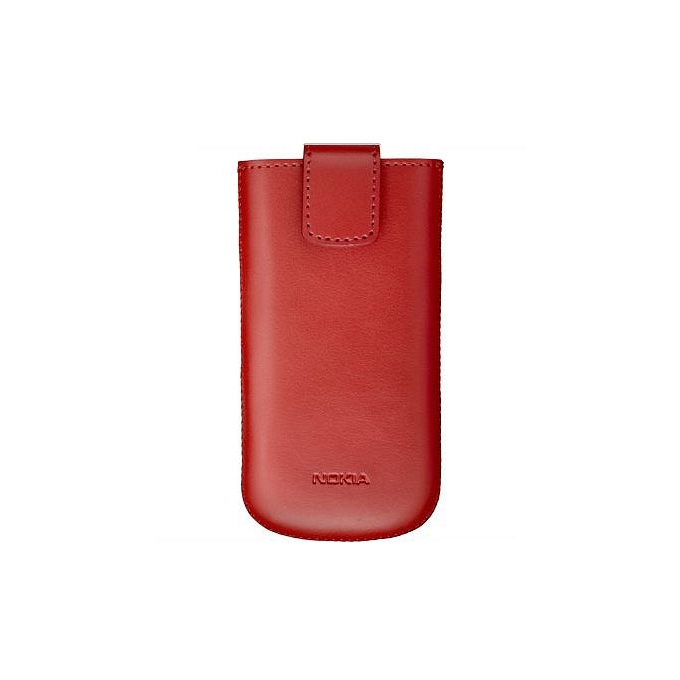 "Калъф ""джоб"" Nokia CP-593, червен image"