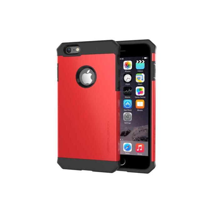 Протектор ZeroLemon за iPhone 6 Plus и iPhone 6S Plus, червен image