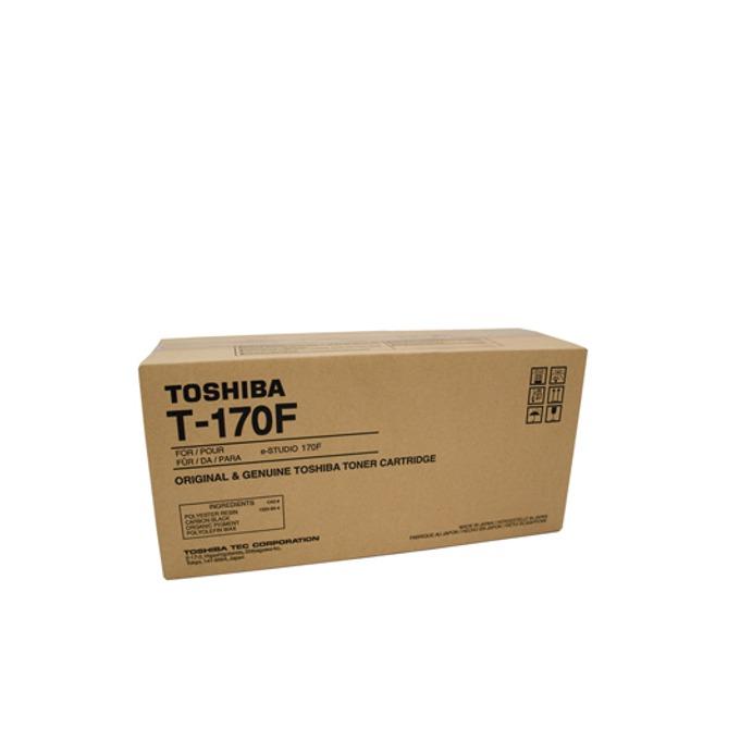 TОНЕР ЗА КОПИРНА МАШИНА TOSHIBA eStudio 170F - P№ T-170F - 1pcs. - заб.: 6000k image