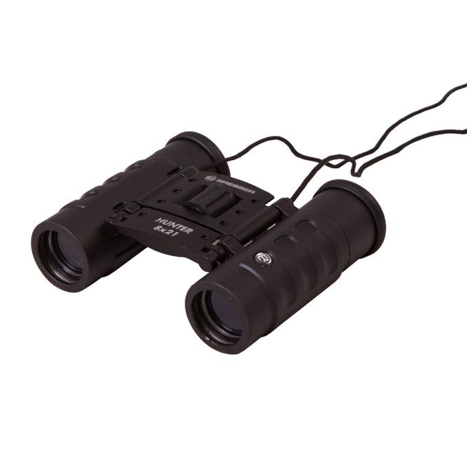 Бинокъл Bresser Hunter 8x21, 8x оптично увеличение, диаметър на лещата 21mm image