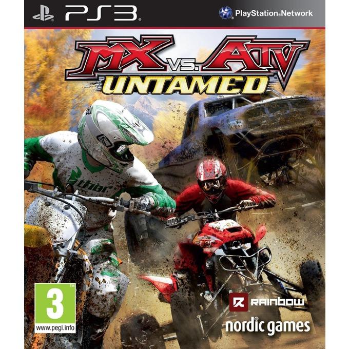 Игра за конзола MX vs ATV Untamed, за PS3 image