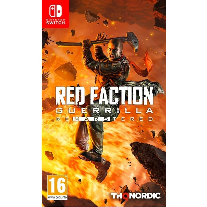 Игра за конзола Red Faction: Guerilla Re-Mars-tered, за Nintendo Switch image