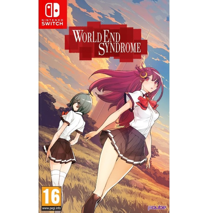 Игра за конзола WorldEnd Syndrome, за Nintendo Switch image