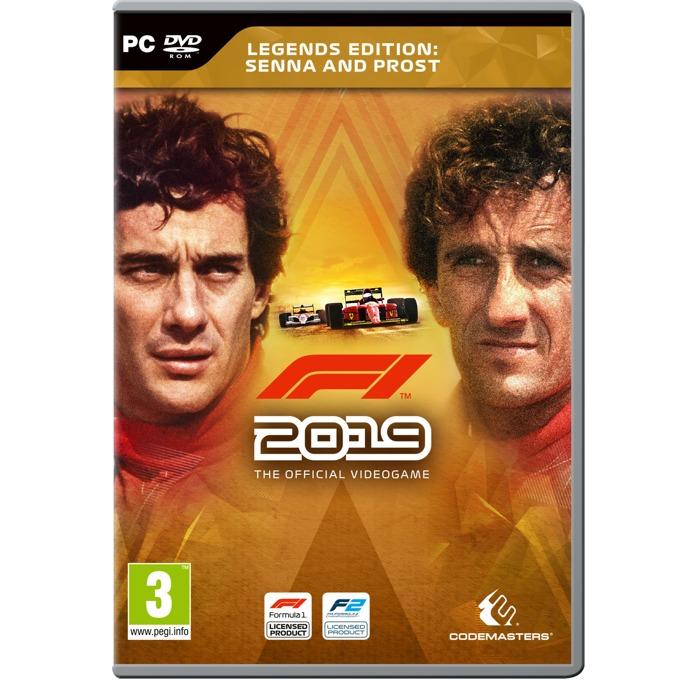 Игра F1 2019 - Legends Edition, за PC image