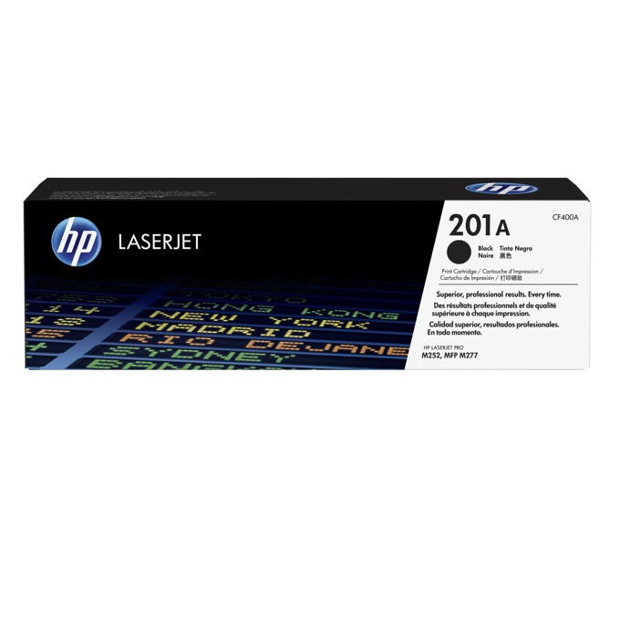 HP 201A Black Original LaserJet Toner