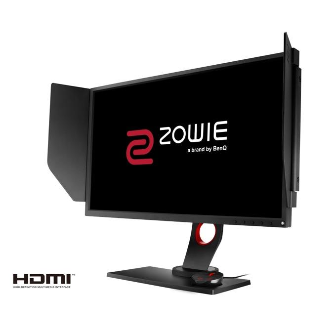"Монитор BenQ Zowie XL2536 (9H.LGALB.QBE), 24.5"" (62.23 cm) TN панел, FHD, 1ms, 12 000 000:1, DisplayPort, HDMI, VGA, USB  image"