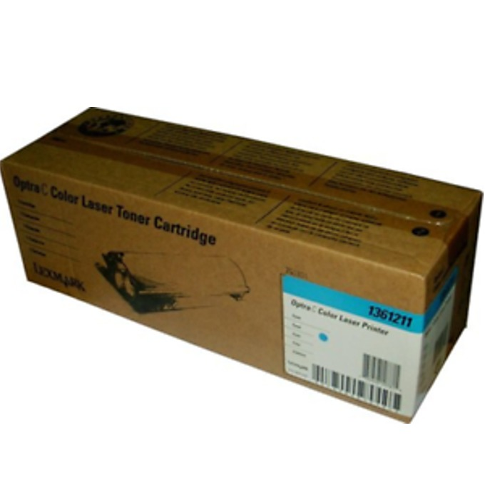 КАСЕТА ЗА LEXMARK OPTRA C - Cyan - P№ 1361211 product
