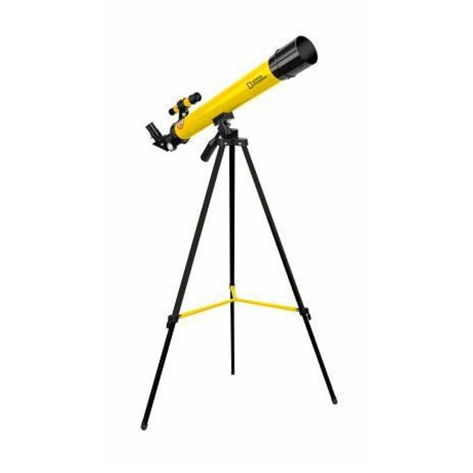Телескоп Bresser National Geographic 50/600 AZ, 30-150x оптично увеличение image