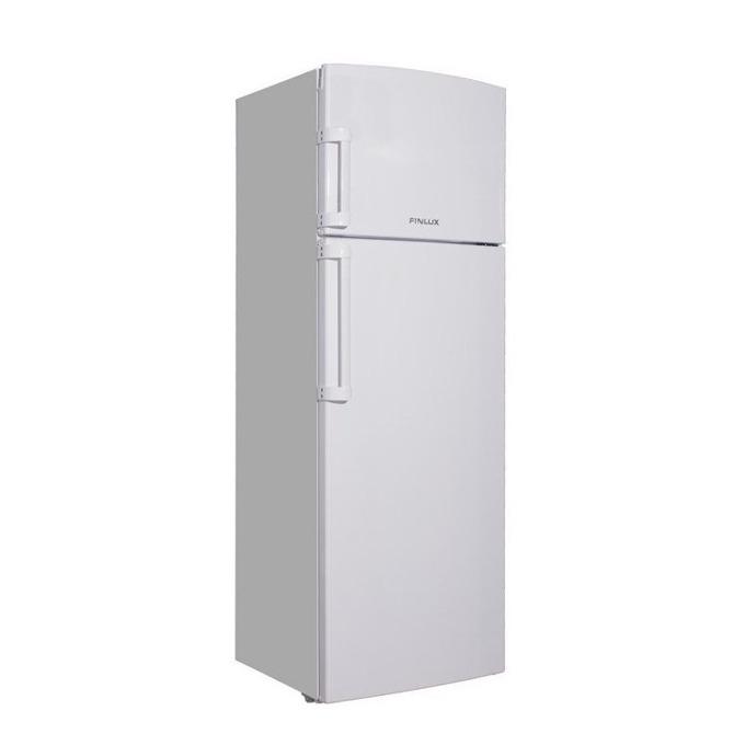Хладилник с фризер Finlux FXRA 34337, клас A+, 305 л. общ обем, свободностоящ, 249 kWh/годишно, бял image