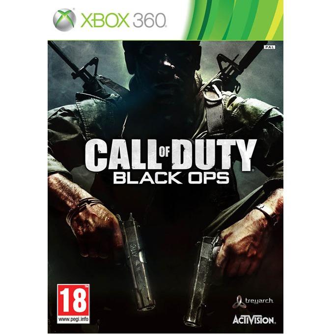 Игра за конзола Call of Duty: Black Ops, за XBOX360 image