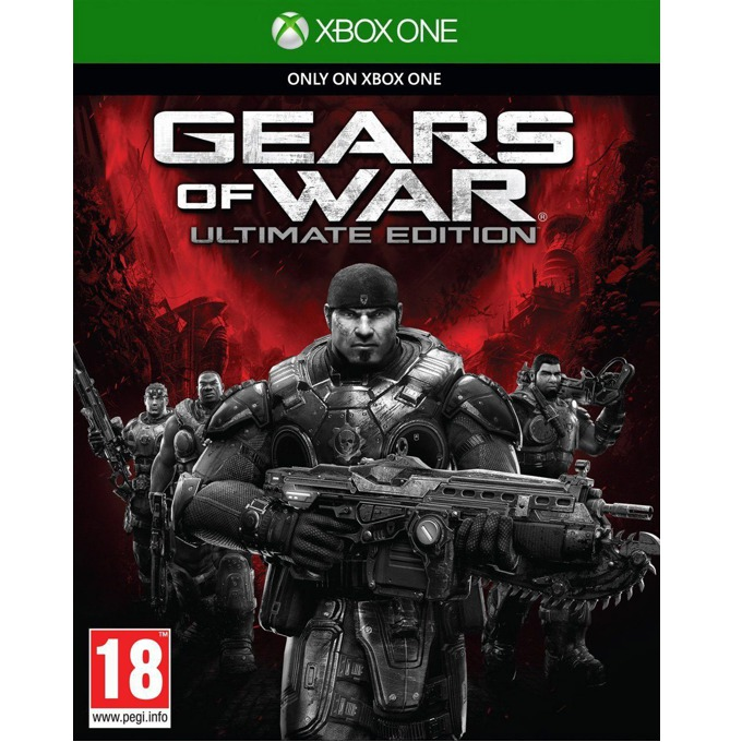 Игра за конзола Gears of War Ultimate Edition, за XBOX ONE image