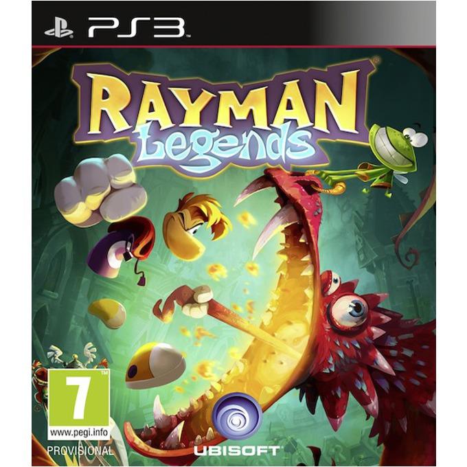 Игра за конзола Rayman Legends, за PlayStation 3 image