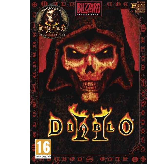 Diablo 2 Gold Edition (classic + Lord of Destruction), за PC image